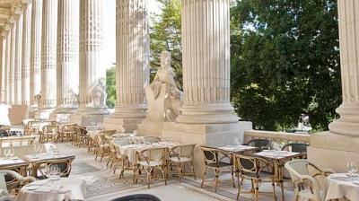 Terrasse Mini Palais - Vue journée