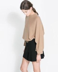Zara - cachemire - 139 euros