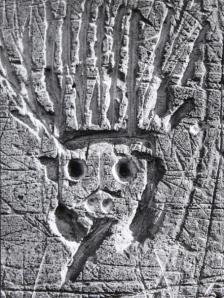 Le roi soleil - Graffiti