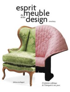 Esprit du meuble et du design - Anne Bony - 59 euros