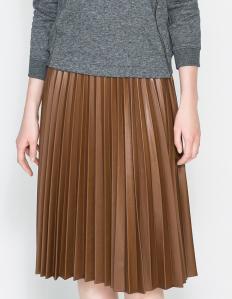 Zara - Jupe plissée - A venir