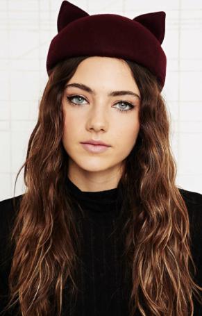 Helene Berman - chapeau feutre - 85 euros