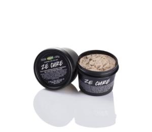 Lush - ze cure - masque capillaire - 11,45 euros