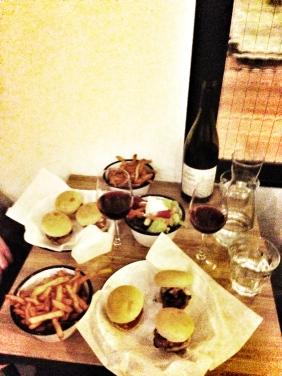 la maison restaurant burgers saint germain des près